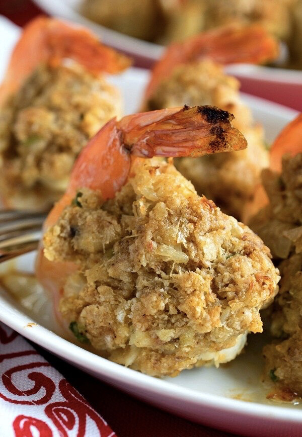 Jumbo Baked Stuffed Shrimp Sold by the Each