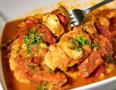 Chicken Zingarella By The LB