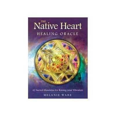 Native Heart Healing oracle by Melanie Ware