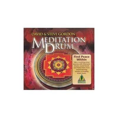 CD: Meditation Drum by David & Steve Gordon