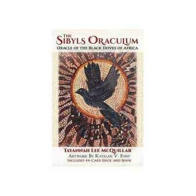 Sibyl's Oraculum (bk & bk) by Tayannah Lee McQuillar