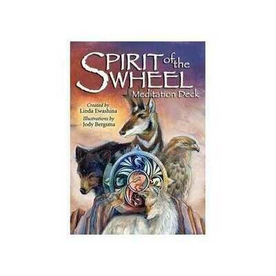 Spirit of the Wheel meditation deck by Ewashina & Bergsma