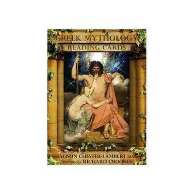 Greek Mythology reading cards by Greek Mythology reading cards