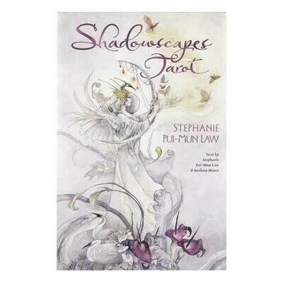 Shadowscape Tarot (deck & book) by Stephanie Pui-Mun Law