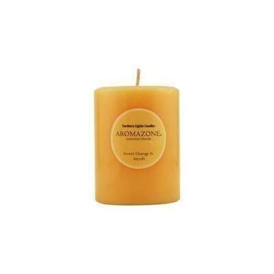 SWEET ORANGE & MYRRH ESSENTIAL BLEND by Sweet Orange & Myrrh Essential Blend (UNISEX)
