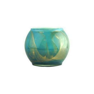 TURQUOISE CANDLE GLOBE by Turquoise Candle Globe (UNISEX)