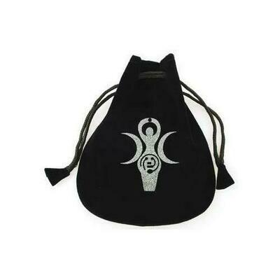 Goddess of Earth Velveteen Bag