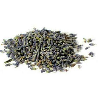 Lavender Flowers whole 1oz (Lavandula angustifolia)