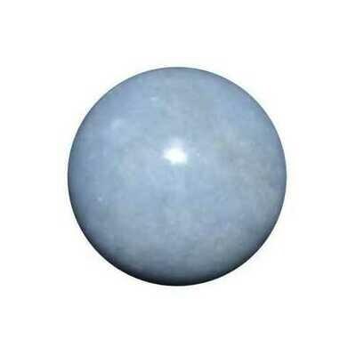 40mm Angelite sphere