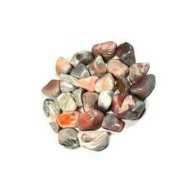 1 lb Agate, Botswana tumbled stones