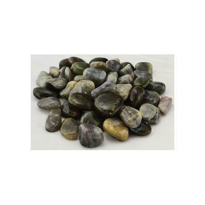 1 lb Labodarite tumbled stones