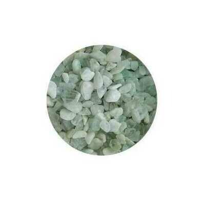 1 lb Aquamarine tumbled stones