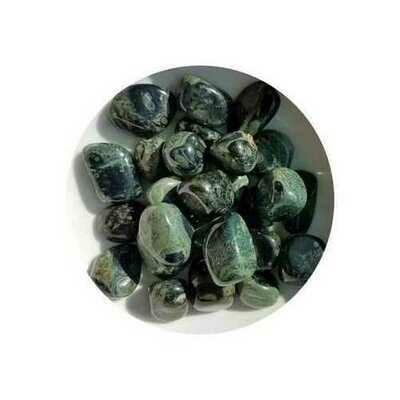 1 lb Jasper, Kambaba tumbled stones