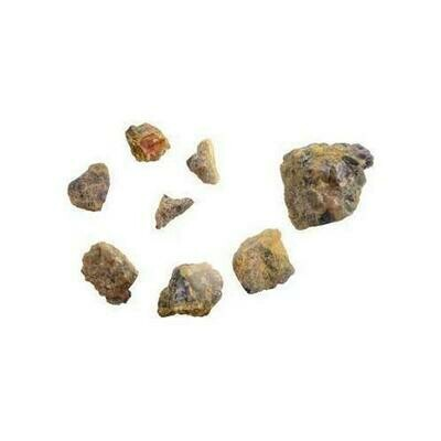 1 lb Amethyst untumbled stones