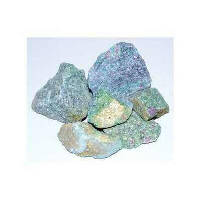 1 lb Ruby Zoisite untumbled stones