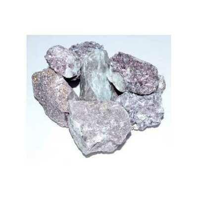 1 lb Lepidolite untumbled stones