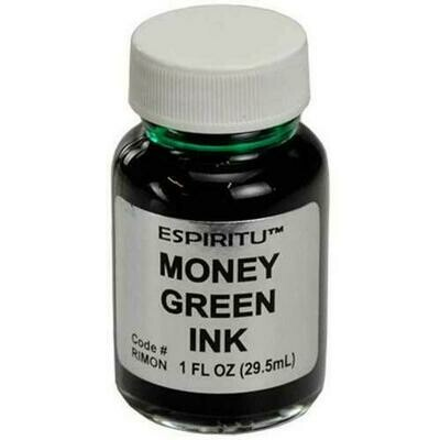 Money Green ink 1 oz