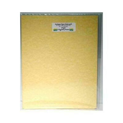 Heavy Parchment Paper 5 Pack 8 1/2