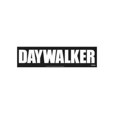 Daywalker bumper sticker
