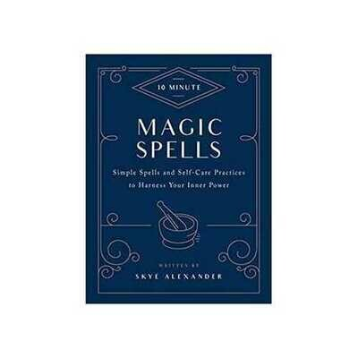10 Minute Magic Spells (hc) by Skye Alexander
