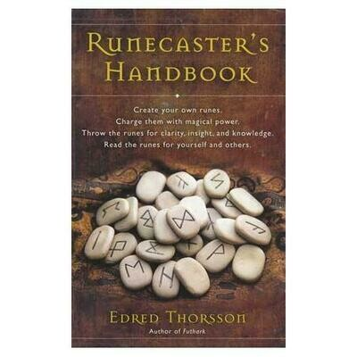 Runecaster's Handbook by Edred Thorsson