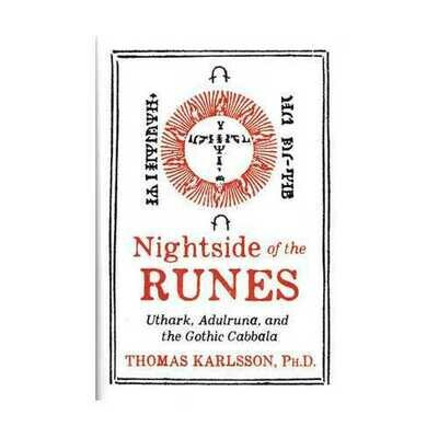 Nightside of the Runes (hc) by Thomas Karlsson