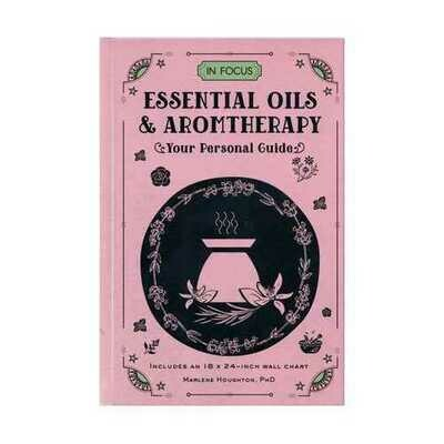 Essential Oils & Aromatherapy, your Personal Guide (hc) by Marlene Houghton