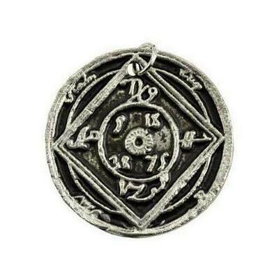 Destroy All Evil amulet