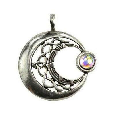 Venus Rising Celestial amulet