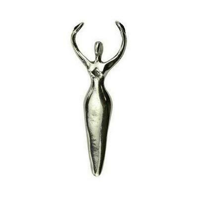 Protection Goddess amulet