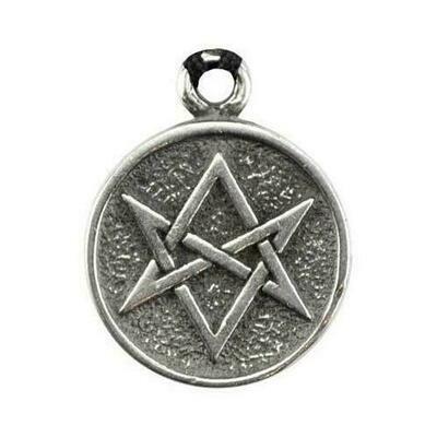 Magic Hexagram amulet