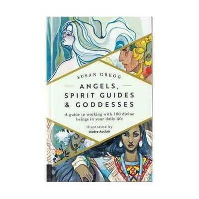 Angels, Spirit Guides & Goddesses (hc) by Audra Auclair