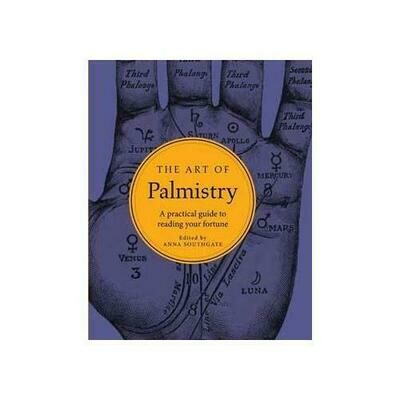 Art of Palmistry (hc) by Anna Southgate
