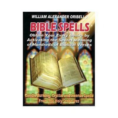 Bible Spells by William Oribello