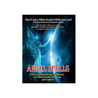 Angel Spells by S'Andrea, Oribello & Casteel