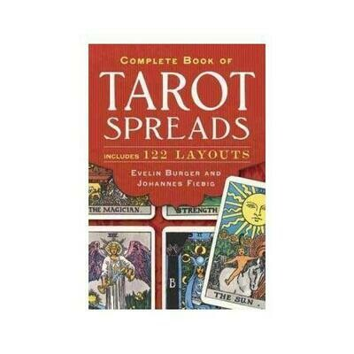 Complete Book of Tarot Spreads by Burger & Fiebig