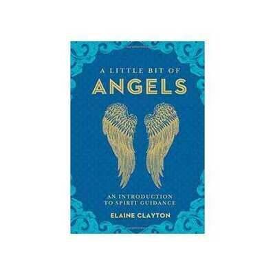 Little Bit of Angels (hc) by Elaine Clayton