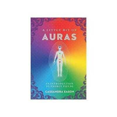 Little Bit of Auras (hc) by Cassandra Easton