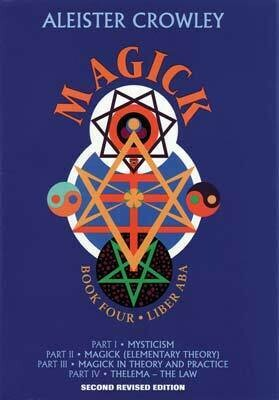 Magick (hc) by Alester Crowley