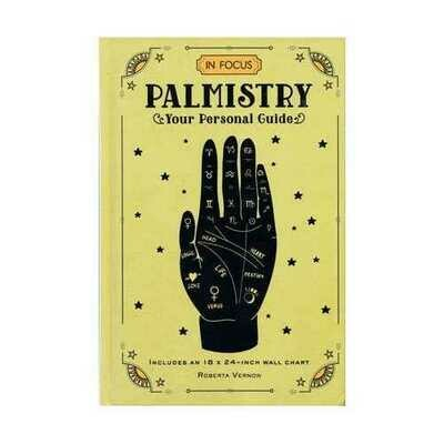 Palmistry, your Personal Guide (hc) by Roberta Vernon