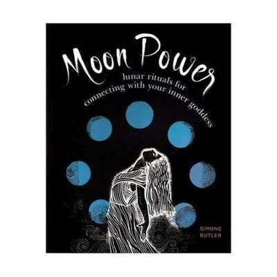 Moon Power, Lunar Rituals by Simone Butler