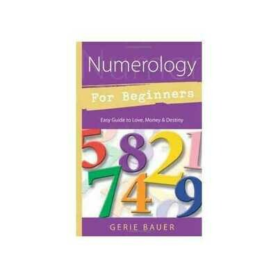 Numerology for Beginners by Gerie Bauer