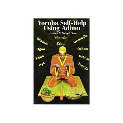 Yoruba Self-Help Using Adimu by Conrad Mauge
