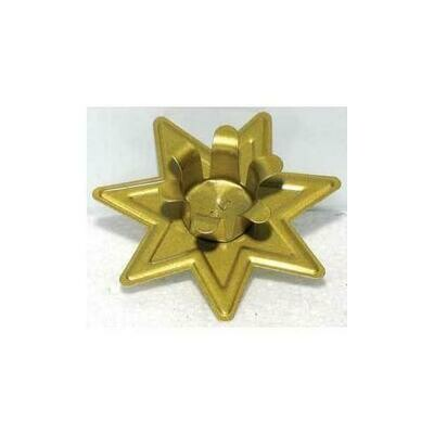 Seven Pointed Star Candle holder