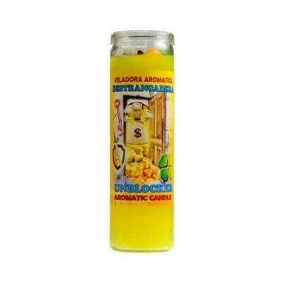 Unblocker (Destrancadera) aromatic jar candle
