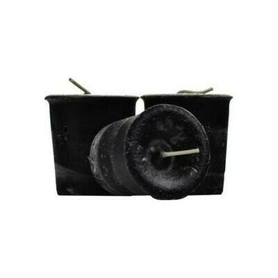 Black Cat Votive candle