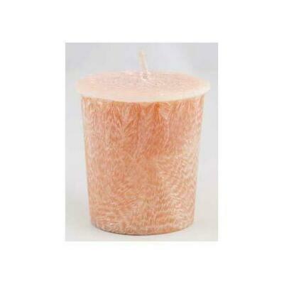 Sandalwood Palm Oil Votive Candle
