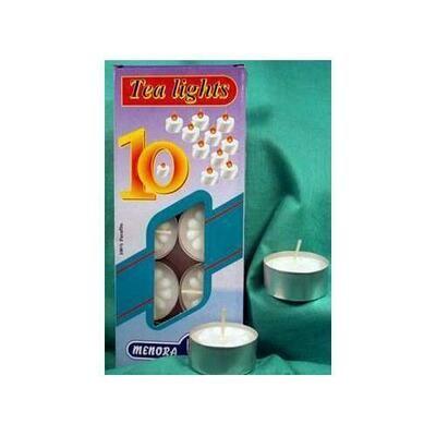 Tealight Candles 10/box