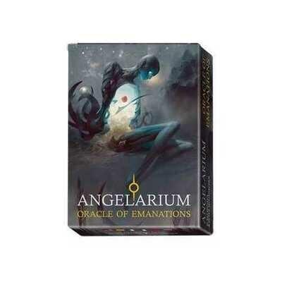 Angelarium Oracle of Emanations by Minaya & Mohrbacher