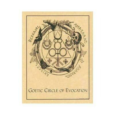 Goetic Circle poster